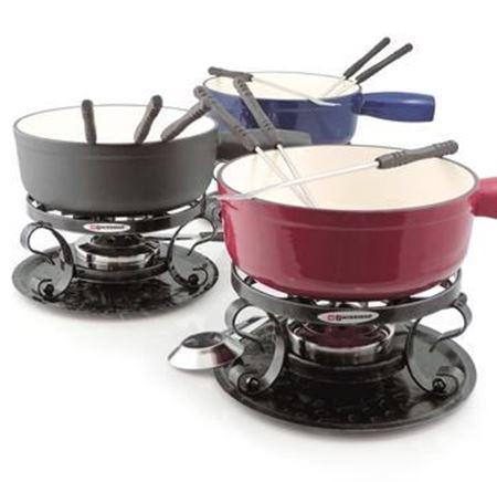 Image de la catégorie Fondue et raclette